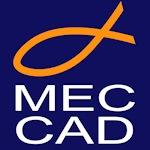 mec cad logotipo empresa