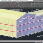 diseño andamio de marco software