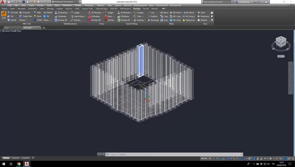 desarrollo modulos 2d